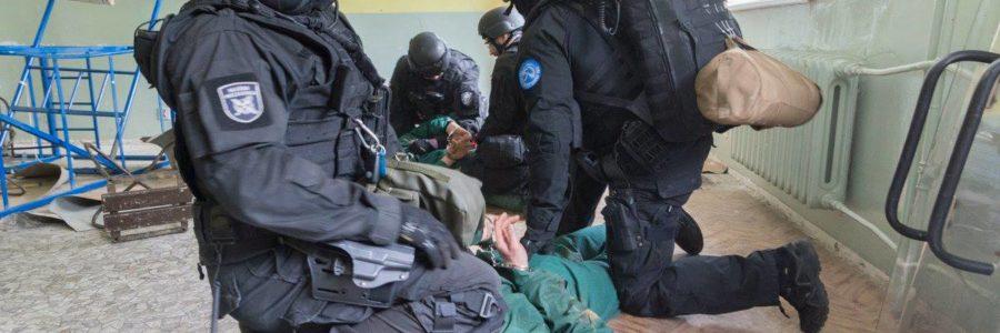 Tactical Prison Rescue 2016