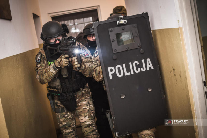 Tactical Prison Rescue 2019