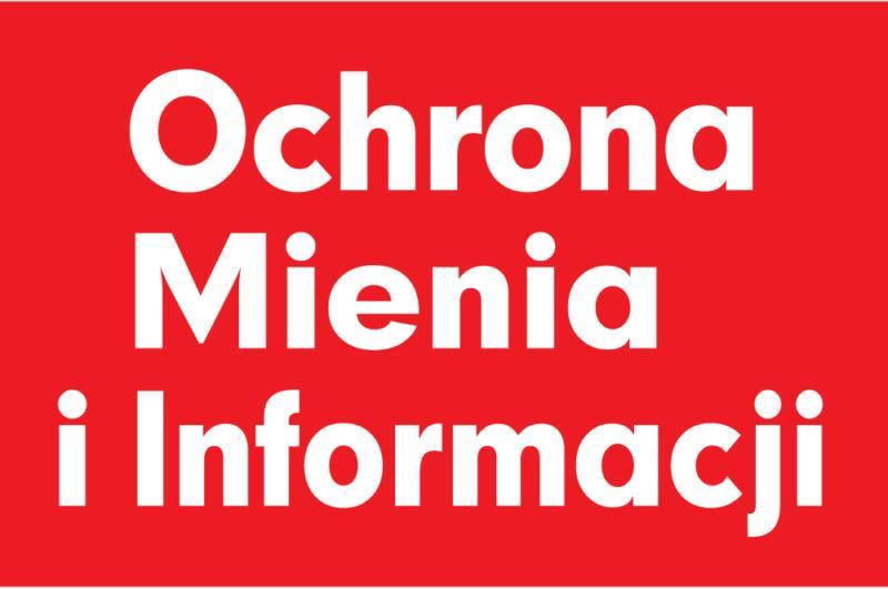 OM logo Patronackie