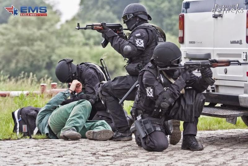 TACTICAL PRISON RESCUE 2014