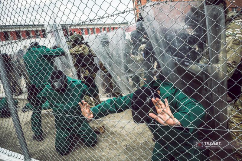 Tactical Prison Rescue 2018