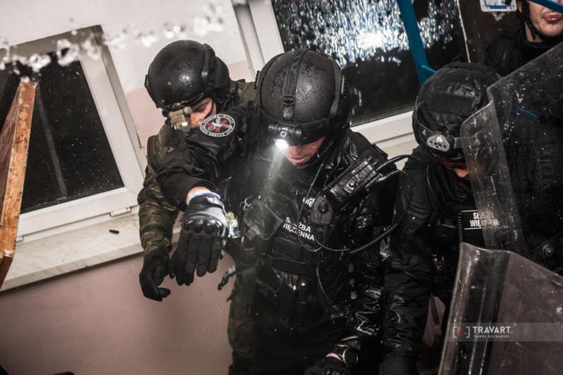 Tactical Prison Rescue 2019